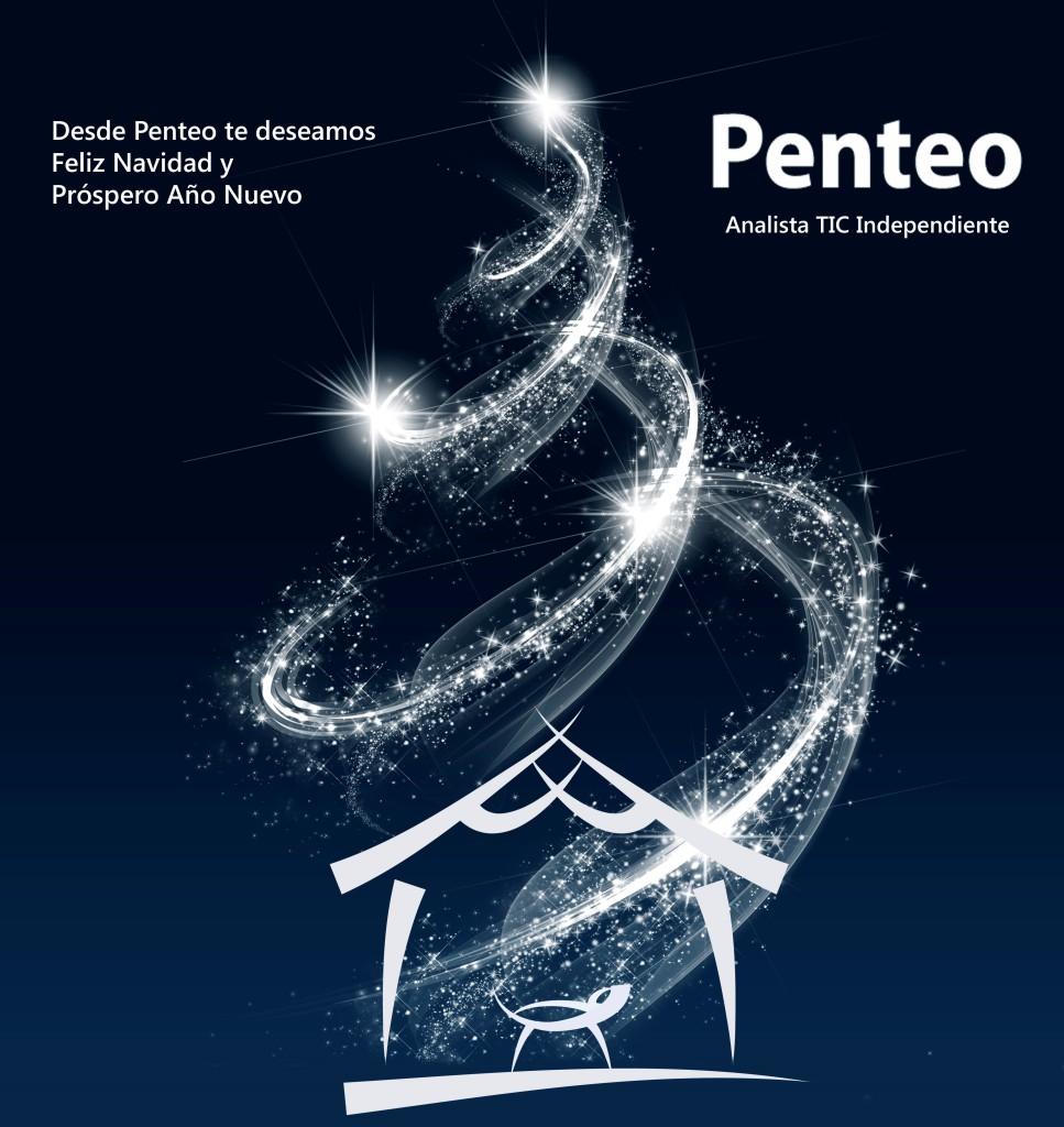 Penteo - Feliz Navidad y Próspero 2017