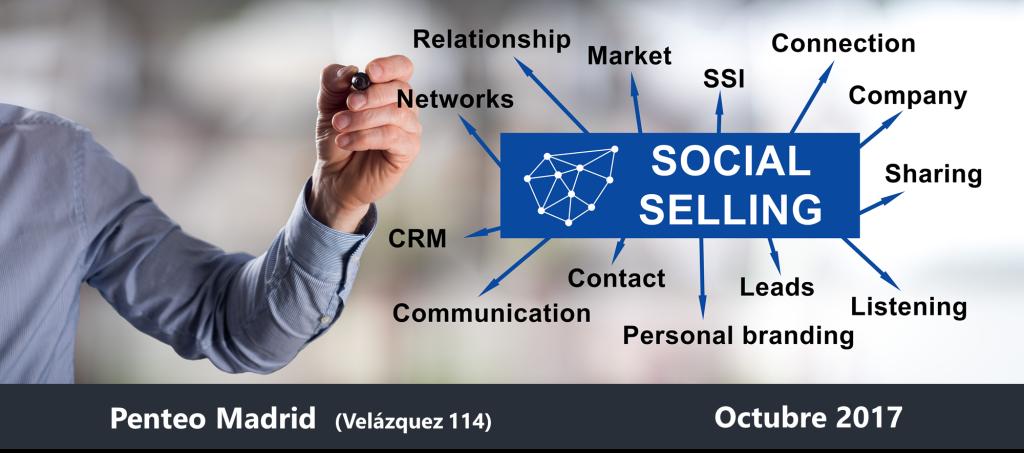 Penteo Seminar Social Selling Oct